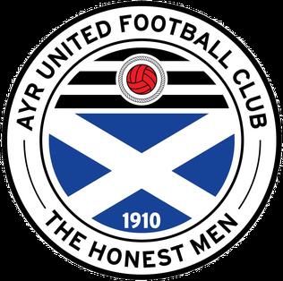 Ayr United F.C. association football club
