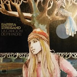 My Fathers Song single by Barbra Streisand