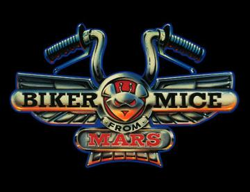 Biker Mice from mars Logo