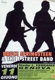 Bruce Springsteen and the E Street Band Reunion Tour