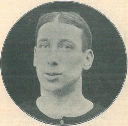 Charles Lewis (footballer) English footballer