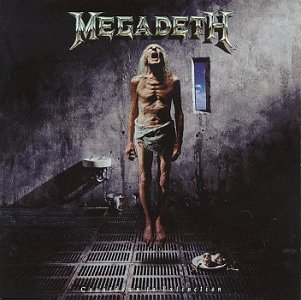 <i>Countdown to Extinction</i> 1992 studio album by Megadeth