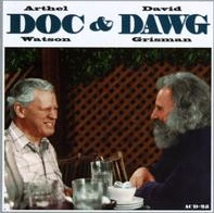 <i>Doc & Dawg</i> 1997 studio album by Doc Watson, David Grisman