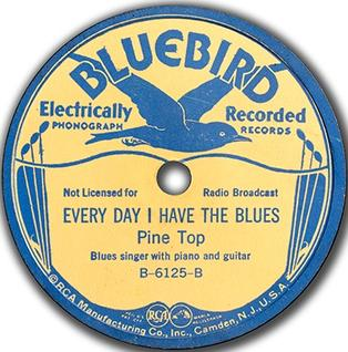 Every Day I Have the Blues Blues standard