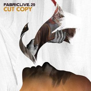<i>FabricLive.29</i> 2006 compilation album by Cut Copy
