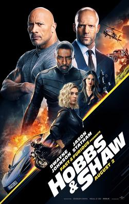 Picture of a movie: Fast & Furious Presents: Hobbs & Shaw