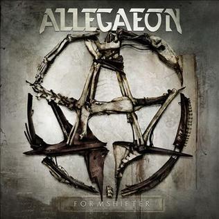 <i>Formshifter</i> 2012 studio album by Allegaeon