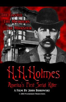HH Holmes movie