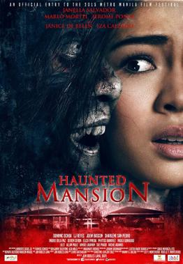 Haunted Mansion (2015) CAMRip