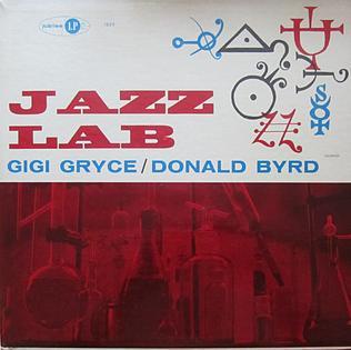 <i>Jazz Lab</i> (Jubilee album) 1958 studio album by Gigi Gryce & Donald Byrd