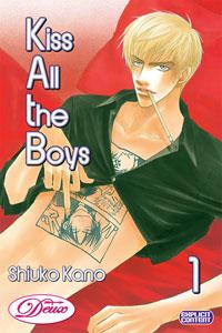 Gay boy yaoi manga