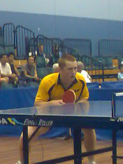 Kyle Davis (table tennis) Australian table tennis player