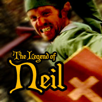 The Legend of Neil movie