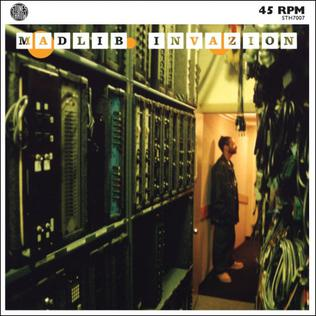 <i>Madlib Invazion</i> (EP) 2000 extended play by Madlib