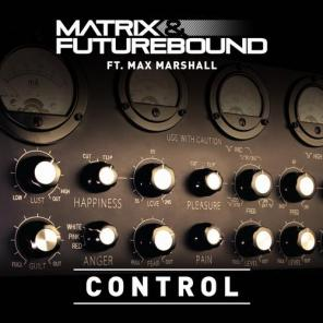 Matrix & Futurebound featuring Max Marshall - Control (studio acapella)