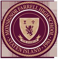 Monsignor Farrell High School Private, all-male school in Staten Island, New York, United States