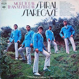 <i>More Today Than Yesterday</i> (album) 1969 studio album by Spiral Starecase