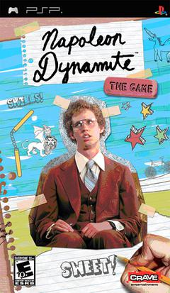 Napoleon Dynamite: The Game