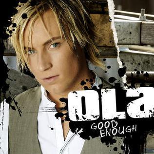 <i>Good Enough</i> (album) 2007 studio album by Ola