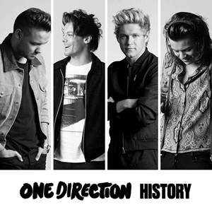 One Direction Rock Me Album Cover History (One Direction...