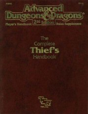 PHBR2 TSR2111 The Complete Thief's Handbook.jpg