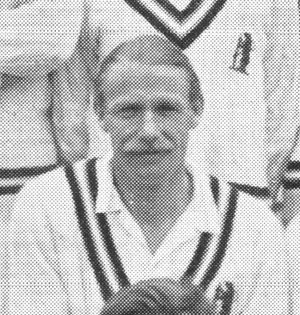 Peter Cranmer English rugby union footballer, and cricketer