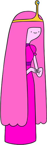 Princess Bubblegum Skin