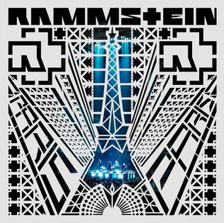 <i>Rammstein: Paris</i> 2017 industrial metal live album by the German band Rammstein