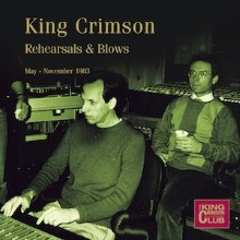 <i>Rehearsals & Blows</i> 2016 compilation album by King Crimson