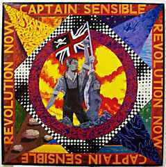 <i>Revolution Now</i> 1989 studio album by Captain Sensible