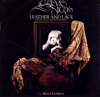 Stevie Nicks and Don Henley — Leather and Lace (studio acapella)
