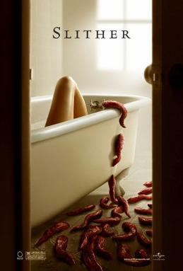 Slither (2006) movie poster