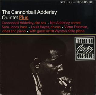 Cannonball Adderley Quintet Gemini West Coast Blues