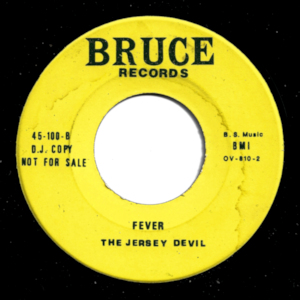 The Fever (Bruce Springsteen song) 1973 song performed by Bruce Springsteen