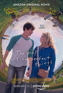 Picture of a movie: The Map Of Tiny Perfect Things