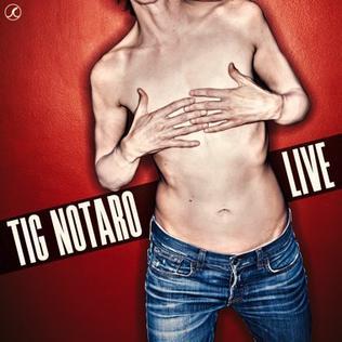 <i>Live</i> (Tig Notaro album) 2012 live album by Tig Notaro