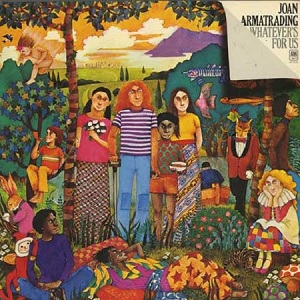 <i>Whatevers for Us</i> 1972 studio album by Joan Armatrading