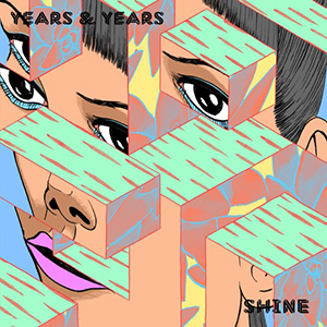 Years & Years — Shine (studio acapella)