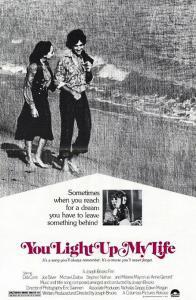 <i>You Light Up My Life</i> (film) 1977 film by Joseph Brooks
