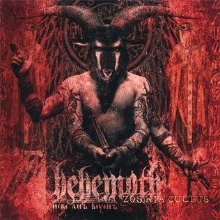 <i>Zos Kia Cultus (Here and Beyond)</i> 2002 studio album by Behemoth