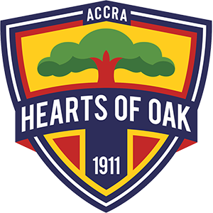 Accra Hearts of Oak S.C. Football team in Ghana