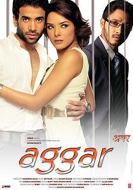 Aggar Aggar  movie poster  jpg