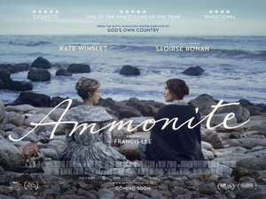 <i>Ammonite</i> (film) 2020 film by Francis Lee