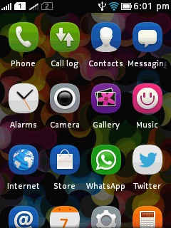 Nokia Asha platform mobile operating system