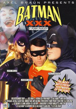 batman xxx parody