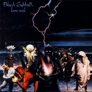 <i>Live Evil</i> (Black Sabbath album) 1982 live album by Black Sabbath