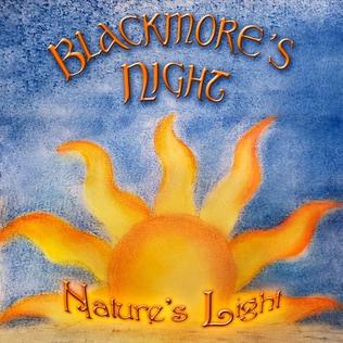<i>Natures Light</i> 2021 studio album by Blackmores Night