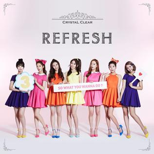 Refresh (EP) - Wikipedia
