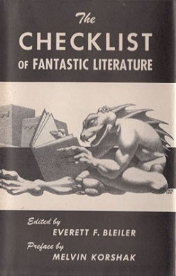 The Checklist of Fantastic Literature