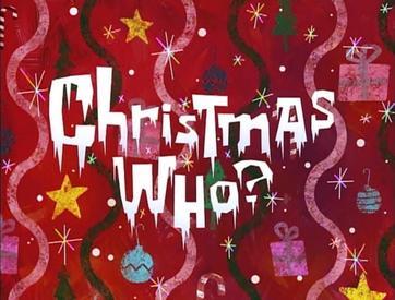 christmas who wikipedia